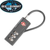 【Sea to Summit 澳洲 加長式TSA安全鎖】STSATLTSACC/海關鎖/旅行鎖/行李鎖/防盜鎖★滿額送