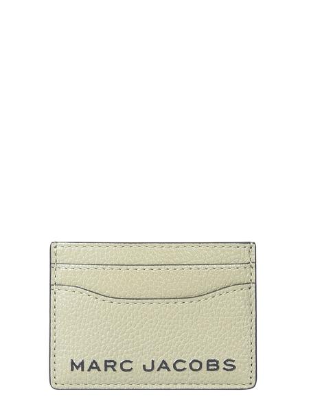 【MARC JACOBS 馬克賈伯】新款 Card Holder 信用卡夾 名片夾 卡片夾 青苔綠色