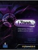 二手書博民逛書店《IZONE 4: STUDENT BOOK+ACCESS CO