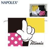【旭益汽車百貨】日本NAPOLEX Disney MNC-030 迪士尼 米妮 遮陽簾 車用窗簾 車窗側窗