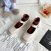 娃娃鞋 小皮鞋女英倫風2021春季新款瑪麗珍jk制服鞋早春日系大頭娃娃單鞋 伊蒂斯