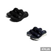 SKECHERS 男 涼鞋 MAX CUSHIONING SANDAL-229017BBK/229017NVBL