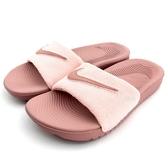 《7+1童鞋》NIKE KAWA SLIDE SE (GS/PS) 輕量 運動 休閒拖鞋 F813 粉色