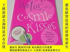 二手書博民逛書店mates罕見dates and cosmic kissesY9212
