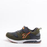 DIADORA  3E寬楦 兒童 輕量 流行運動鞋 DA8AKC6165