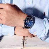 帶情侶手錶男士防水腕錶時尚潮流女學生錶運動簡約石英錶機械  小時光生活館
