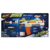 《 NERF 樂活打擊 》打擊者系列 - 自由模組系列ECS射擊槍 ╭★ JOYBUS玩具百貨