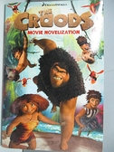 【書寶二手書T3/少年童書_AFR】The Croods Movie Novelization_West, Tracey (ADP)
