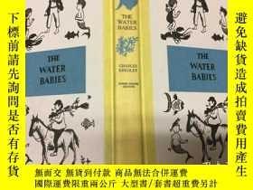 二手書博民逛書店The罕見Water-Babies -Junior Deluxe
