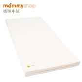 媽咪小站 mammyshop 有機棉嬰兒護脊床墊3.5cm (M)
