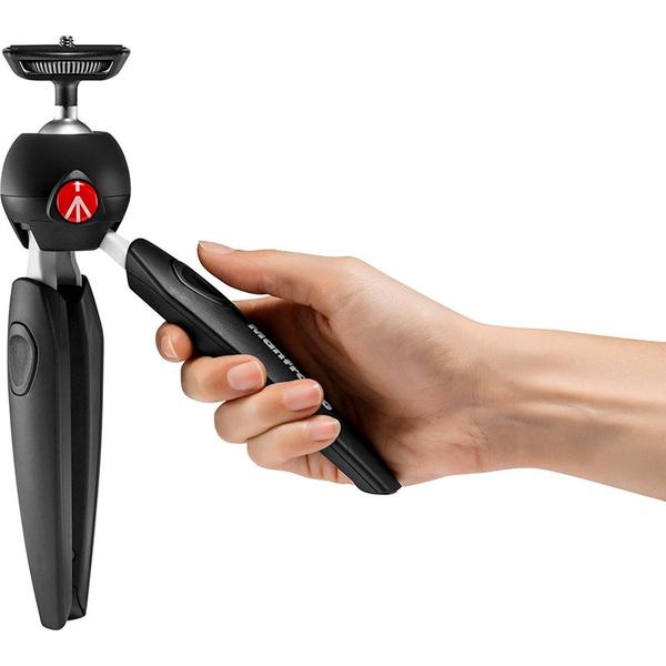 ◎相機專家◎ 送 Smart Clamp Manfrotto PIXI EVO 極致輕巧迷你腳架 新款 自拍 桌上型三腳架 正成公司貨