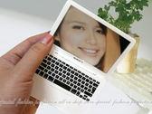 【DI264】迷你版仿真Apple macbook Air 化妝鏡 女優鏡 隨身摺疊鏡子~不挑色★EZGO商城★