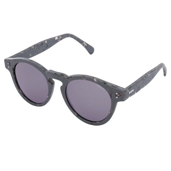 KOMONO CRAFTED工藝款手工太陽眼鏡 Clement-灰色鑽石