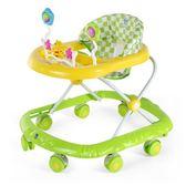 學步車 嬰兒童6/7-18個月寶寶防側翻多功能可折疊帶音樂學行手推車