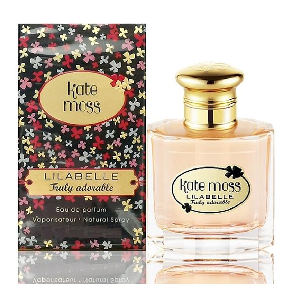 Kate Moss Lilabelle Truly Adorable 花語淡香精 50ml