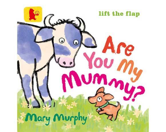 Are You My Mummy? 你是我媽媽嗎? 翻翻硬頁書