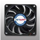 JetArt 直流風扇 【DF7015B】 7x7cm 3800 R.P.M 34.0dBA 公司貨 新風尚潮流