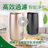 【Love Shop】流線型 奈米光觸媒負離子 空氣清淨機(有效去除PM2.5/甲醛/空氣微粒)