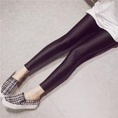 2016 年薄款九分褲葡萄牙Huang 39 s 光澤褲超彈顯瘦貼身褲珠光連褲打底壓力襪皮