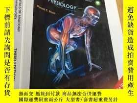 二手書博民逛書店fundamentals罕見of anatomy physiol