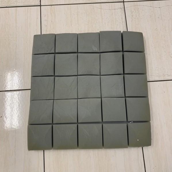高密度隔音棉吸音棉隔音板牆體牆貼室內門窗臥室自粘消音材料(50*50/777-6817)