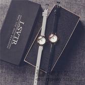 手錶/經典小錶盤圓女錶細帶皮帶「歐洲站」