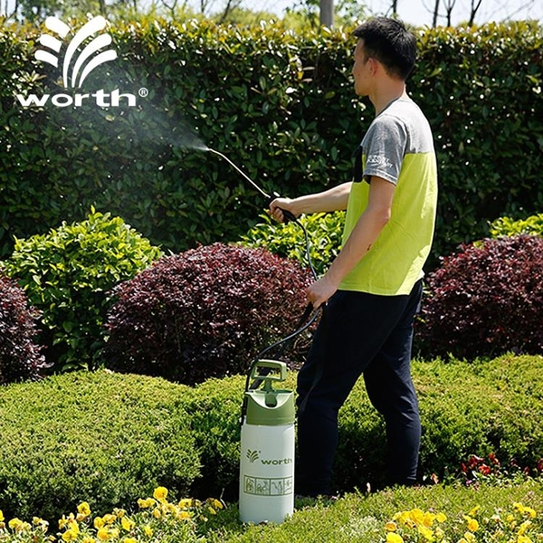 防疫用品 園藝氣壓式噴霧器澆花噴壺綠化市容消毒器 百分百