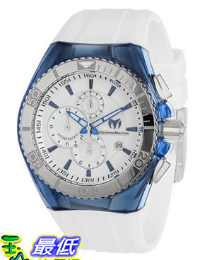 [美國直購 USAShop] 手錶 TechnoMarine Unisex 113007 Cruise Original Watch $20664