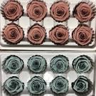 A賣場永生花花材 ,4-5公分玫瑰,新色上架 ,單朵價