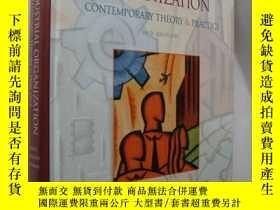 二手書博民逛書店INDUSTRIAL罕見ORGANIZATION:Contemp