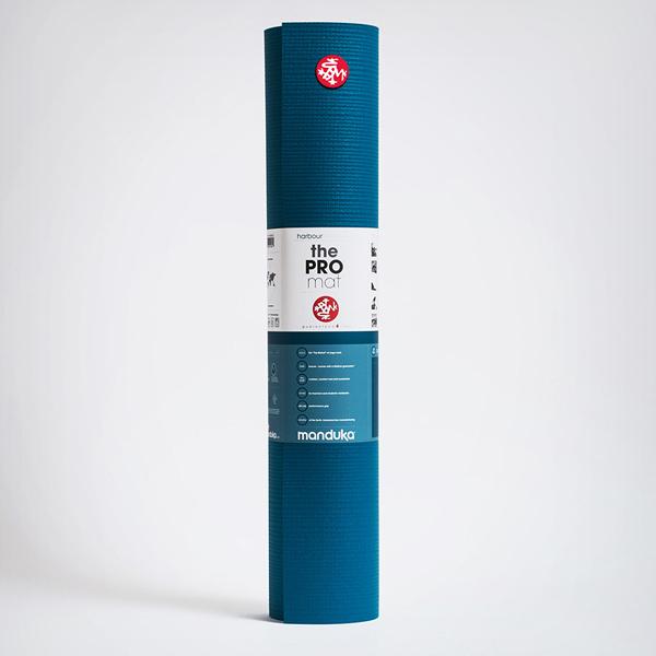 Manduka PRO Mat 專業瑜珈墊 德國製 6mm Harbour 季節色
