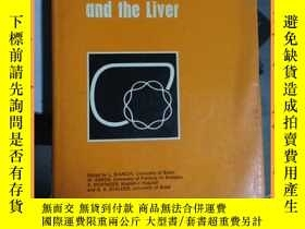 二手書博民逛書店英文書罕見virus and the liver 病毒與肝臟Y16354 詳情見圖片 詳情見圖片