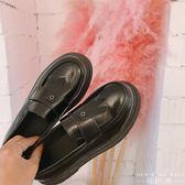 牛津鞋 英倫風休閑小皮鞋學院風復古平底復古單鞋流蘇