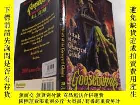 二手書博民逛書店Attack罕見of the graveyard ghouls :墓地食屍鬼的攻擊Y212829