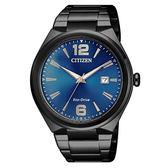 CITIZEN GENT'S低調奢華男腕錶-AW1375-58L