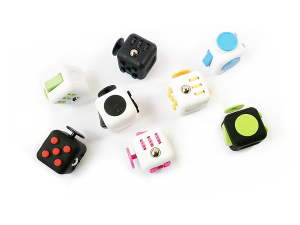 解壓神器Fidget Cube減壓骰子魔方 抗煩躁焦慮發泄無聊多動癥玩具 喵小姐