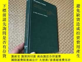 二手書博民逛書店Growth罕見and Welfare in the American Past: A New Economic