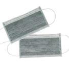 活性碳口罩 (防塵/濾菌/除臭/抗過敏)(單片包裝, 5入/組)