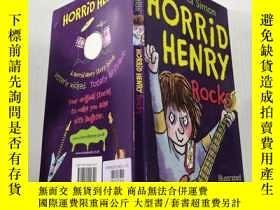 二手書博民逛書店horrid罕見henry rocks:可怕的亨利搖滾Y212829 不祥 不祥