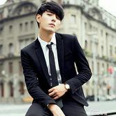 夏季男裝休閒小西服版韓版修身上衣青年大碼男士西裝英倫外套