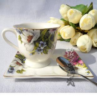 咖啡碟杯不銹鋼勺 新婚禮品
