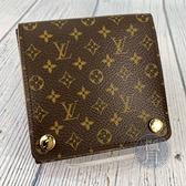 BRAND楓月 LOUIS VUITTON LV B6660 小原花珠寶袋 飾品防塵袋 珠寶盒 Jewelry Case