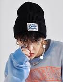 帽子男秋冬日系嘻哈針織帽毛線帽護耳男士冬季帽子【小酒窩服飾】