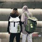 後背包 書包男時尚潮流韓版高中大學生潮牌ins初中生大容量背包女雙肩包 5色
