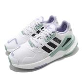 adidas 休閒鞋 Day Jogger W 白 紫 綠 三葉草 愛迪達 女鞋 BOOST 【ACS】 H03262