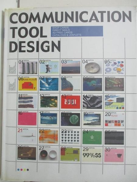 【書寶二手書T5/設計_DX4】Communication tool design