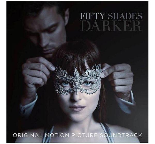 格雷的五十道陰影:束縛 電影原聲帶 CD OST (購潮8)