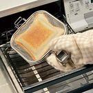 日本 AUX Leye 不鏽鋼 熱壓吐司 烤網 三明治夾 LS1515 【5154】