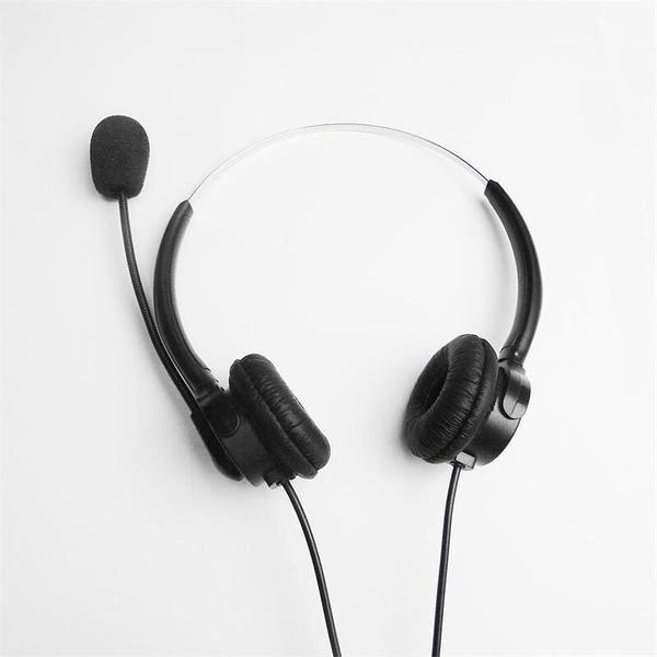 瑞通電話RS700HME專用雙耳電話耳機麥克風 推薦辦公室 總機 行銷 外商 銀行 客服中心 公家機關必買