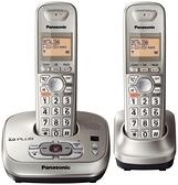 電話機 鬆下 數字無繩電話機 辦公子母機 家用無線座機 固定座機一拖一 風馳
